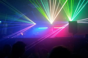Professional mobile disco hire in New Milton