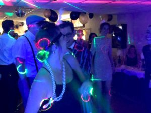 Professional DJ hire in Hamble