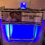 "Setting up for a very special young man Jack on his 21st Birthday ""Jack has the disability of Autism ""Special Needs"