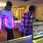Jacks 21st / Jerome and Paul Dancing and enjoying every moment !